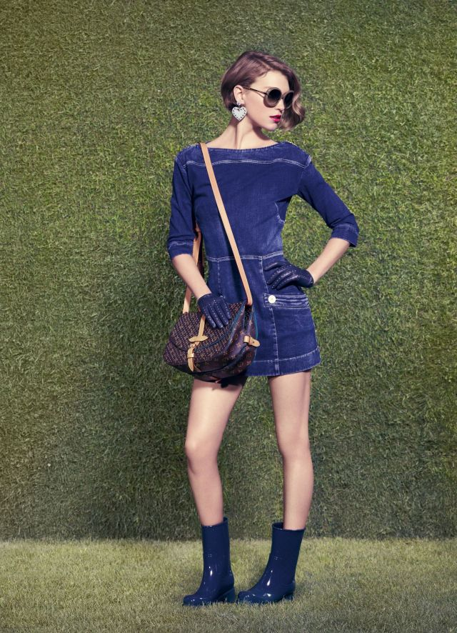 Louis Vuitton 2012 Cruise Collection (http://www.luxurymag.pl)